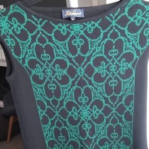 Luisa Spagnoli Designer 💯% Wool Dress